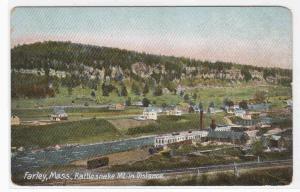 Panorama Farley Massachusetts 1910c postcard