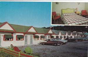 Exterior,  Motel Bellevue,  Boulevard  Ste. Ann´s Blvd.,  Beauport,  Quebec,...