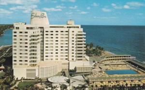 Eden Roc Hotel , Miami Beach , Florida , PU-1958