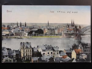Germany: Bonn Total - Old Postcard