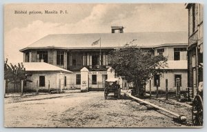 Manila PI~Old Bilibid Prison Where I Was At~Arrive in Yokahoma Japan in Dec 1909