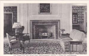 Michigan Dearborn Fireplace The Dearborn Inn Albertype