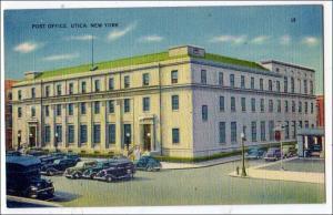 Post Office, Utica NY