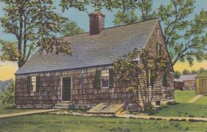 Revolutionary Home of Tempe Wick - Morristown, New Jersey Linen
