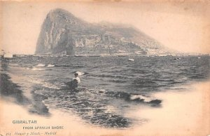 From Spanish Shore Gibraltar Unused
