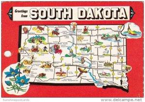 Coyotte State Sunshine State Mitchell South Dakota