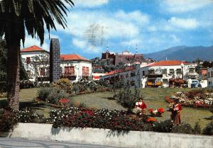 Portugal Funchal Madeira Partial view of the Town