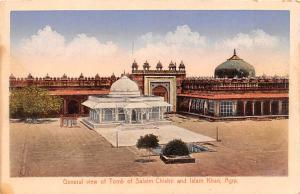 Agra India General View of Tomb of Salaim Chishti and Islam Khan Agra Salaim ...