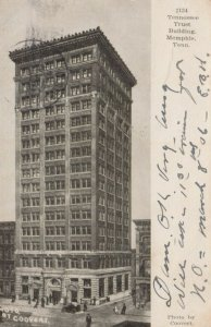 MEMPHIS , Tennessee, 1905 ; Trust Building #2