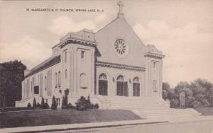 SPRING LAKE, New Jersey, 20-30s; St. Margaret's R.C. Church