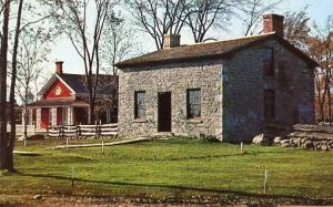 Canada - Ontario, Upper Canada Village, Schoolmaster's House