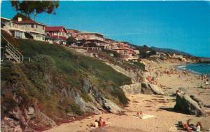 Arch Cove 1950s Laguna Beach California Halfway Rock Cress Crocker Golden 1540