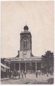Northamptonshire; All Saints Church, Northampton PPC, Unposted, By Palatine