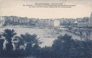 The Shore & The Casinos' Sight From The Crystal Garden, Dinard (Ille et Vilai...