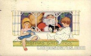 Christmas Greetings 1925