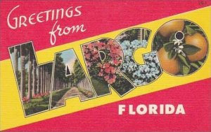 Florida Greeting From Florida