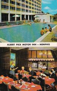 Tennessee Memphis Albert Pick Motor Inn With Pool