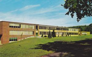 Inter-Lakes High School, Meredith, New Hampshire, 1940-1960s
