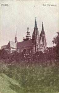 Czech Republic Prag Sct. Veitsdom 02.59