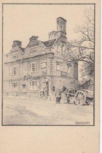 DISS , Norfolk , England , 00-10s ; Scole Inn #2