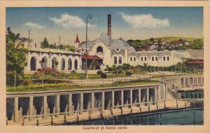Baia Ocna (Bad Salzburg), Romania  , 00-10s : Casinoul si Baile calde