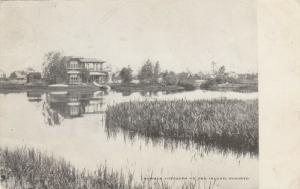 TORONTO , Ontario, 1907 ; Summer Cottages on the Island