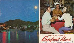 Arizona Parker Jerry O'steen's Riverfront Resort Motel