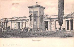 Camposanto Bologna Italy Unused