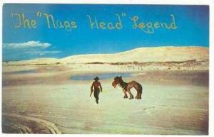 The  Nags Head  Legend, North Carolina, 40-60s