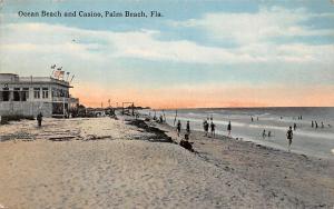Fla. Palm Beach, Ocean Beach and Casino, animated coast
