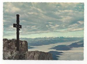 Austria Alps Dachstein Gipfel Grossglockner Mountain Postcar