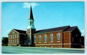 AUGUSTA, Georgia GA ~ ST. MARKS METHODIST CHURCH ca 1960s  Postcard