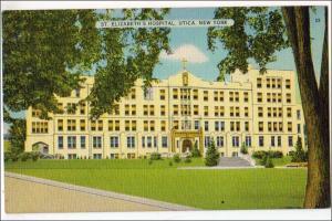 St Elizabeth's Hospital, Utica NY