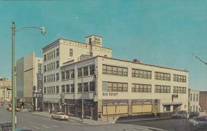 Knox Hotel, Greyhound Bus Depot, El Paso, Texas, 40-60s