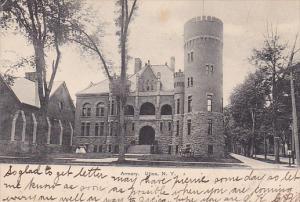 Armory, Utica, New York, PU-1906
