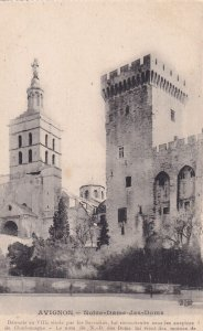 AVIGNON, Vaucluse, France, 1900-1910's; Notre Dame Des Doms