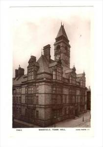 RP  WAKEFIELD, Town Hall, England, 00-10s