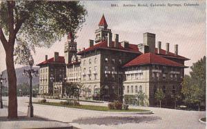 Antlers Hotel Colorado Springs Colorado