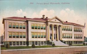 California Watsonville Primary School
