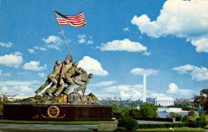 Virginia Arlington Iwo Jima Statue Marine Corps War Memorial