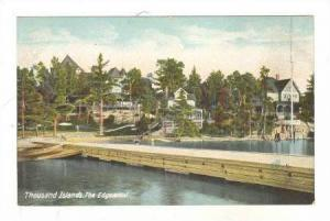 The Edgewood, Thousand Islands, New York, 00-10s