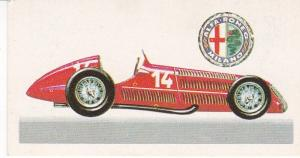 Trade Card Brooke Bond History of the Motor Car No 41