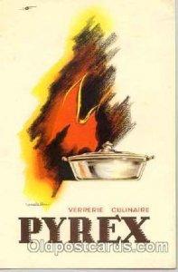 Advertising Pyrex Unused