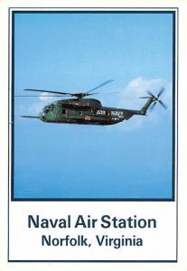 Naval Air Station - Norfolk, Virginia