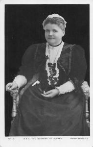 Royalty H.R.H. The Duchess of Albany Princess Helena of Waldeck and Pyrmont
