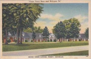 Georgia Perry Moss Oak Lodge