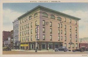 Pennsylvania Indiana Hotel Indiana