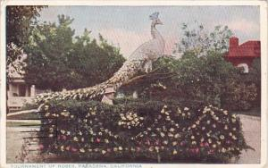 Tournament Of Roses Pasadena California 1914