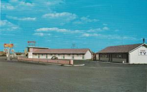 Sunset Motel, Fort MacLeod, Alberta, Canada, 40´s-60´s