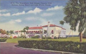 Florida Lake Worth The Magnificent Gulf Stream Country Club